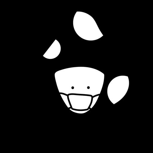 戴菌姐與毛菇仔 抗疫篇 - Sticker 7