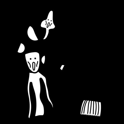戴菌姐與毛菇仔 抗疫篇 - Sticker 12