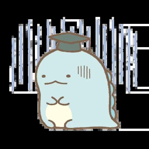 角落生物(溫柔篇) - Sticker 17