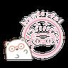 角落生物(溫柔篇) - Tray Sticker