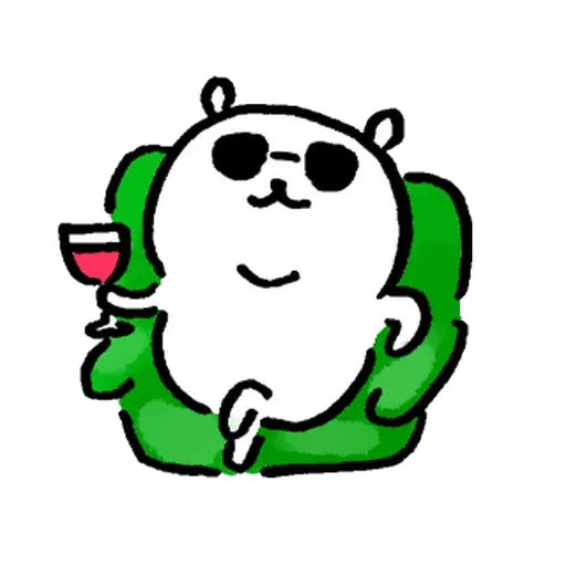 HK Pepe - Sticker 30