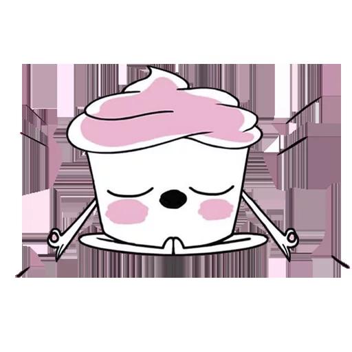 Cupy - Tray Sticker