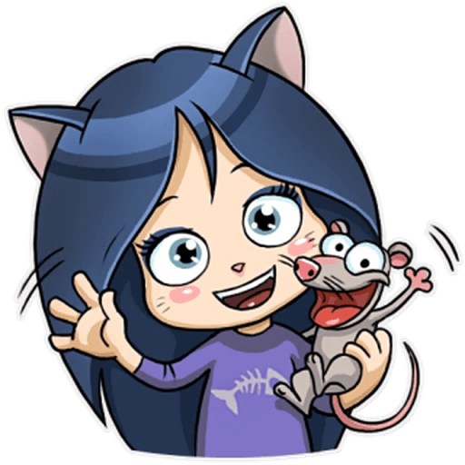 Kitty - Sticker 5