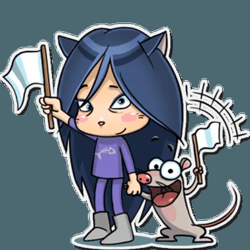 Kitty - Sticker 25