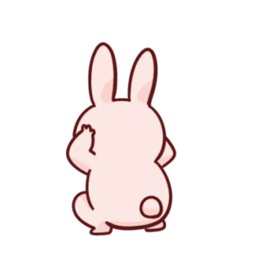 肉肉兔 2 - Sticker 14