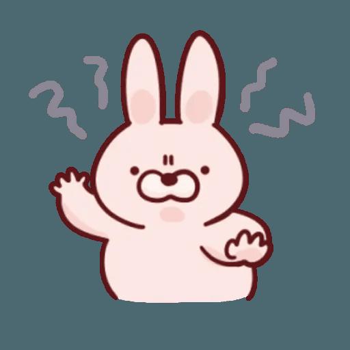 肉肉兔 2 - Sticker 2