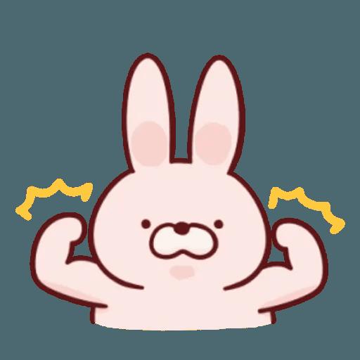 肉肉兔 2 - Sticker 18