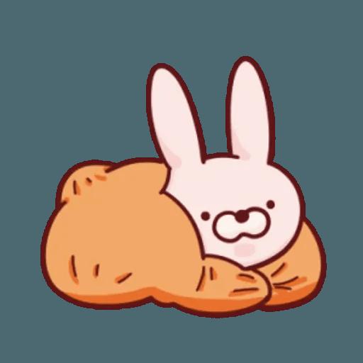 肉肉兔 2 - Sticker 13