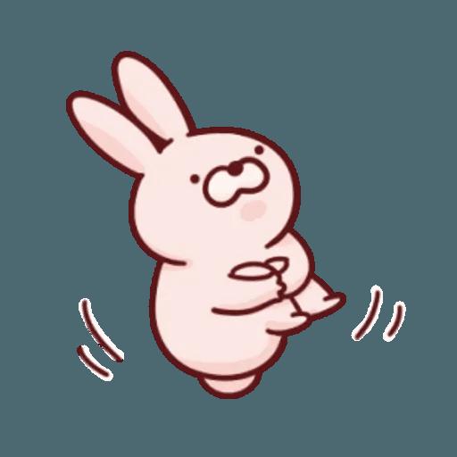 肉肉兔 2 - Sticker 15