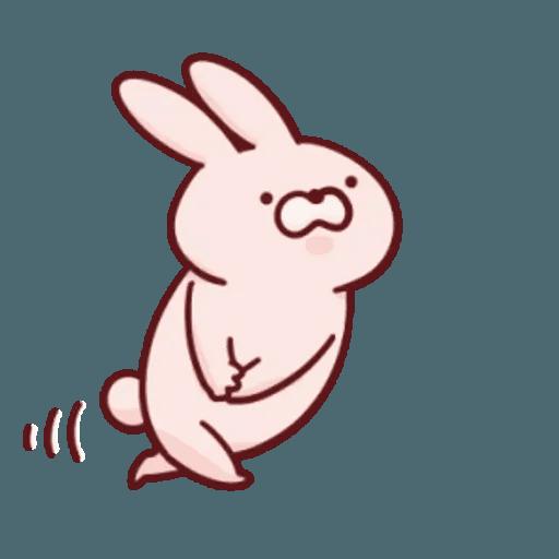肉肉兔 2 - Sticker 17