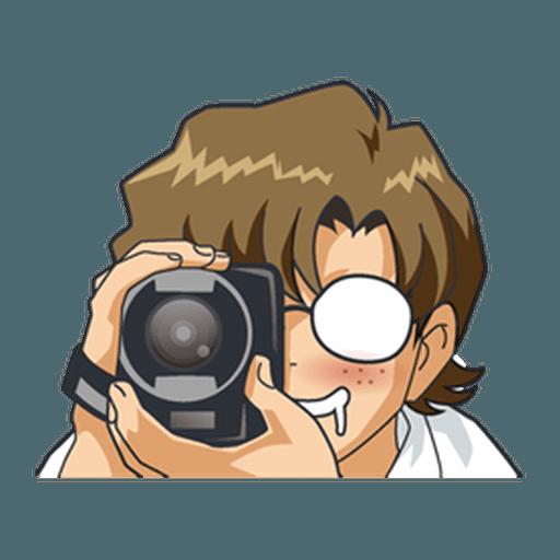 Evangelion Vol3 - Sticker 8