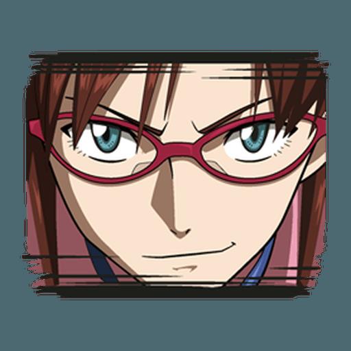Evangelion Vol3 - Sticker 10