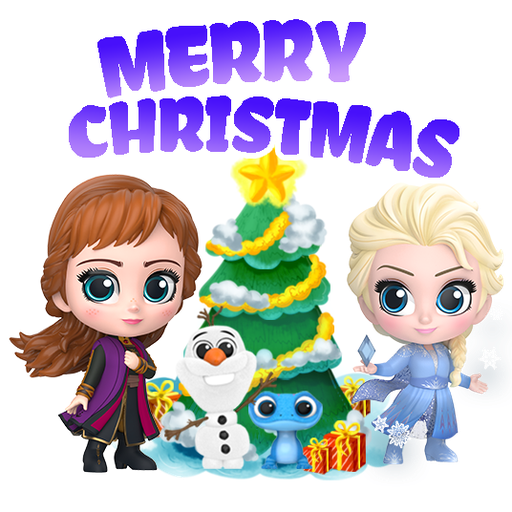Frozen2 - Sticker 5