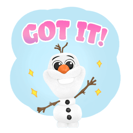 Frozen2 - Sticker 4