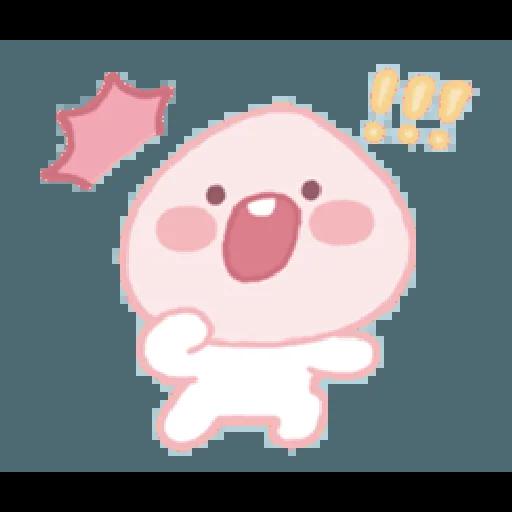 A peach - Sticker 11