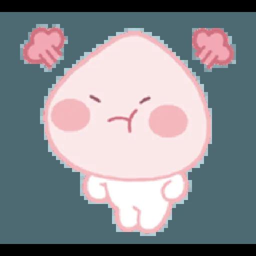 A peach - Sticker 10