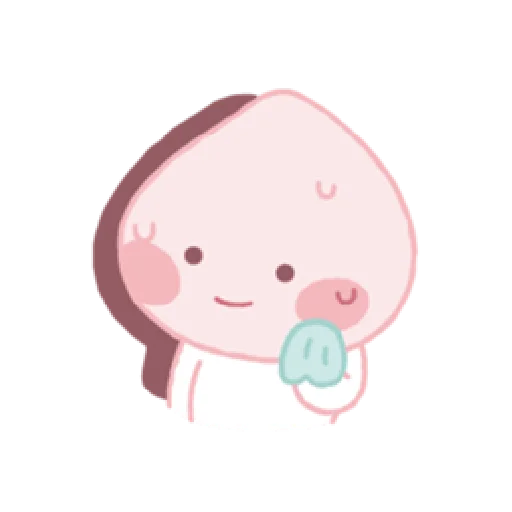 A peach - Sticker 13