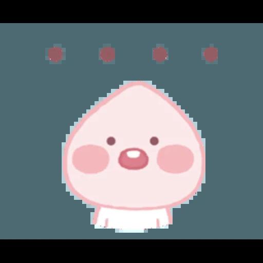 A peach - Sticker 8