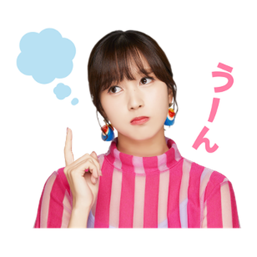 TWICE #2 - Sticker 2