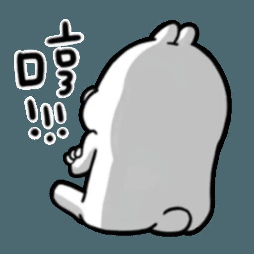 賤賤兔 - Sticker 24
