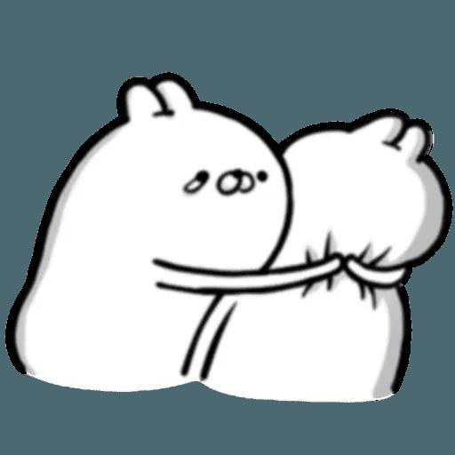 賤賤兔 - Sticker 25