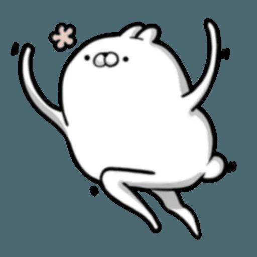 賤賤兔 - Sticker 8