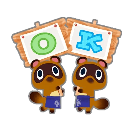 Animal Crossing - Sticker 6