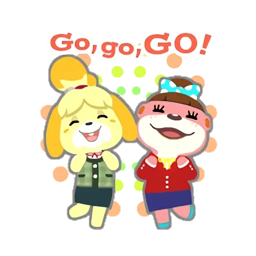 Animal Crossing - Sticker 7