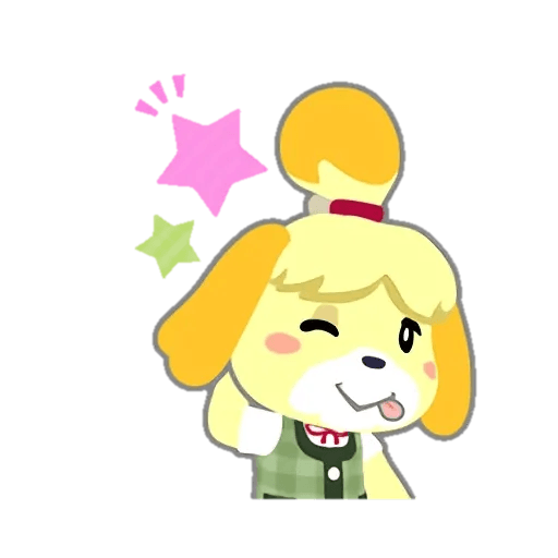 Animal Crossing - Sticker 10
