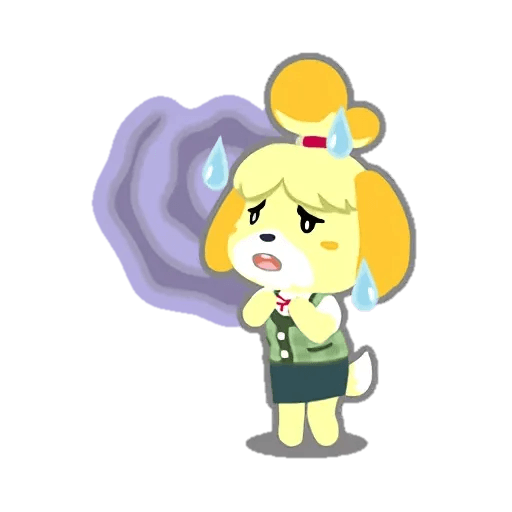 Animal Crossing - Sticker 14