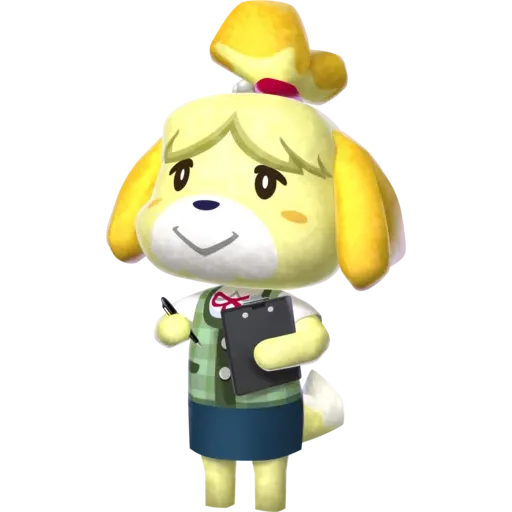 Animal Crossing - Sticker 30