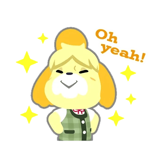 Animal Crossing - Sticker 11