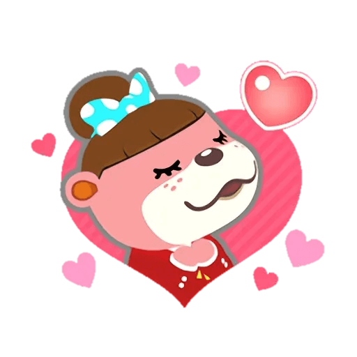 Animal Crossing - Sticker 12