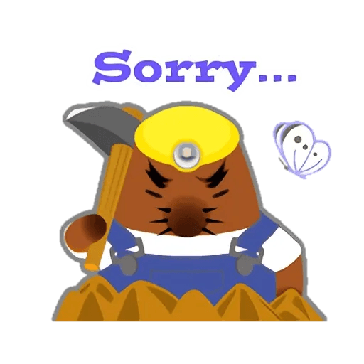 Animal Crossing - Sticker 13