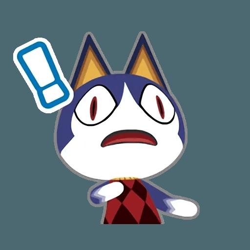 Animal Crossing - Sticker 2