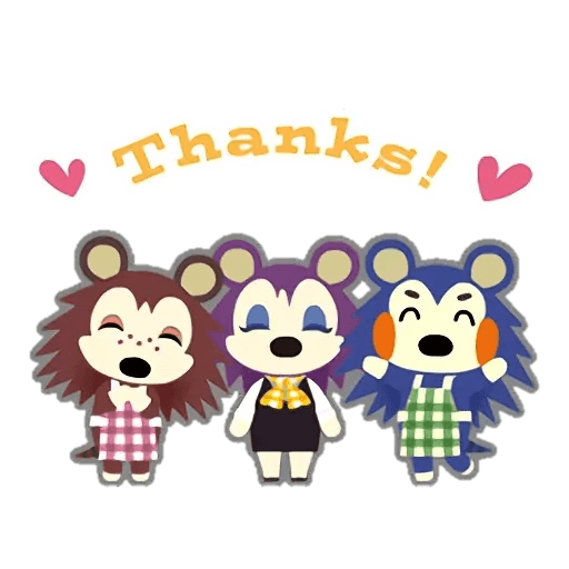 Animal Crossing - Sticker 4