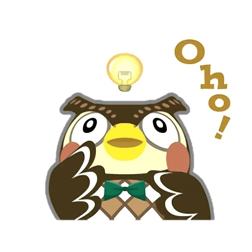 Animal Crossing - Sticker 9