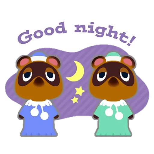 Animal Crossing - Sticker 18