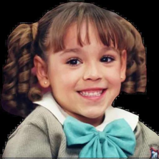 María Belén • Danna Paola - Tray Sticker