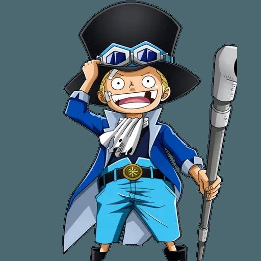 One Piece - Sticker 24