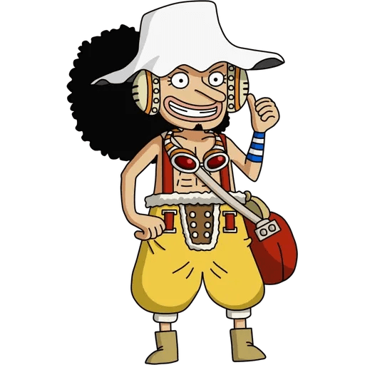 One Piece - Sticker 16