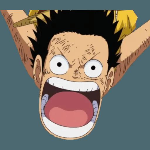 One Piece - Sticker 7