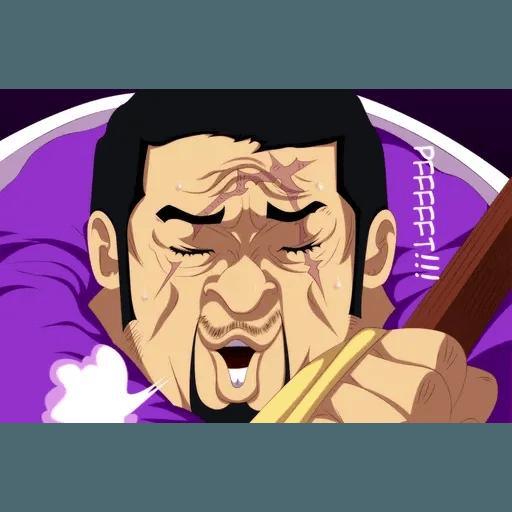 One Piece - Sticker 26