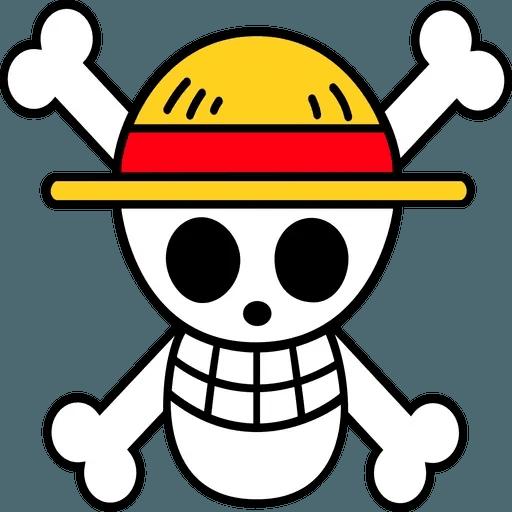 One Piece - Sticker 1