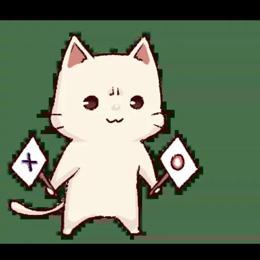 Frown cat 2 - Sticker 6