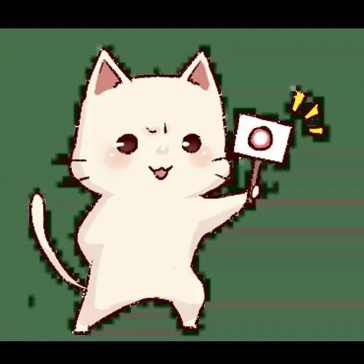 Frown cat 2 - Sticker 7