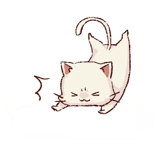 Frown cat 2 - Sticker 4