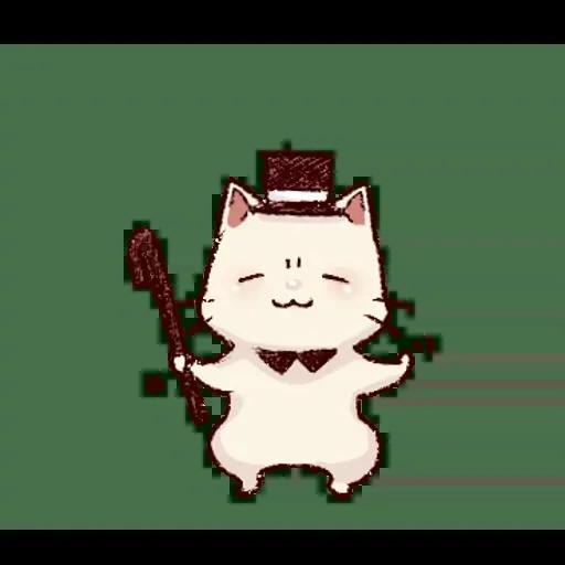 Frown cat 2 - Sticker 15
