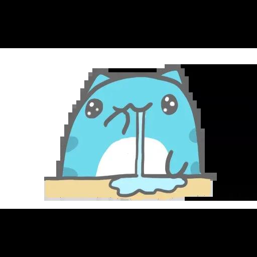 Bugcat Capoo 1 - Sticker 25
