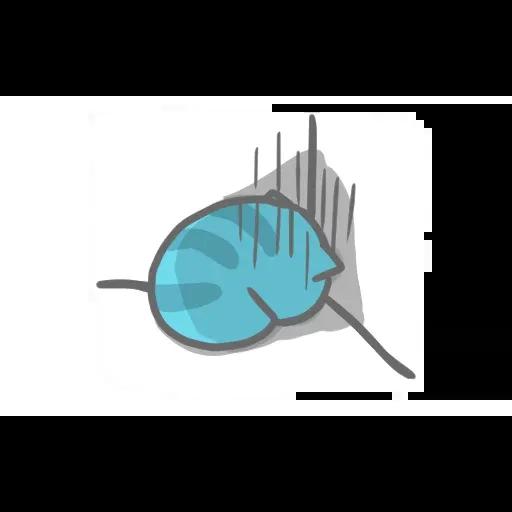 Bugcat Capoo 1 - Sticker 9